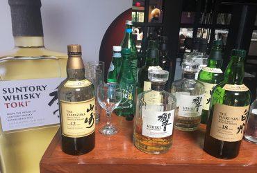 Suntory Japanese Whisky