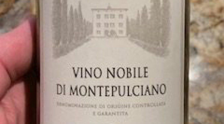 Vino Nobile di Montepulciano